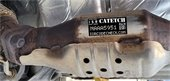 Catalytic Converter with CATETCH markings