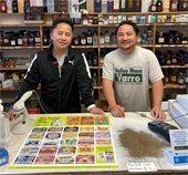 Xiong brothers, owners and operators of Chuchao Liquor
