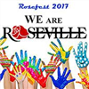 we are roseville button