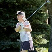Woman golfing Connolly_crop2