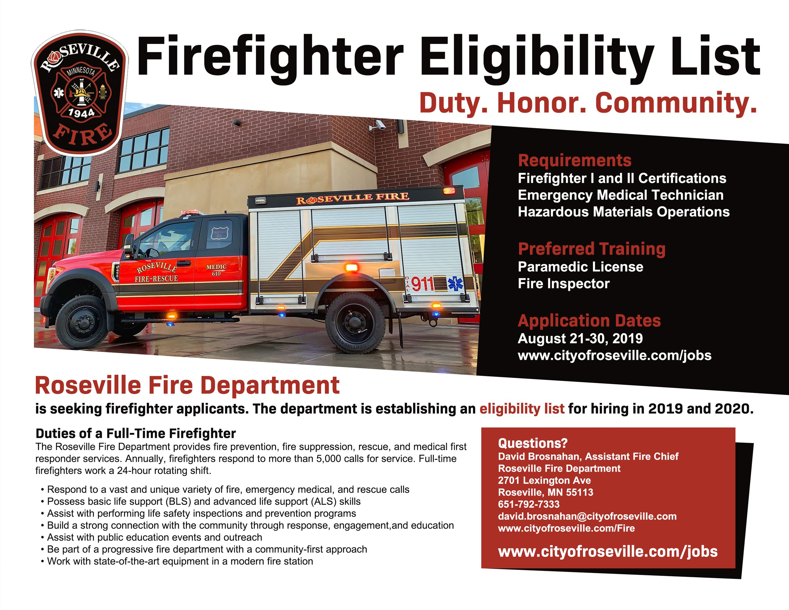 Fire Eligibility List Flyer_2019_4_2