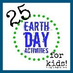 Earth Day Activities for Kids at B-InspiredMama