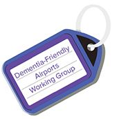 Dementia Friendly Airport Logo