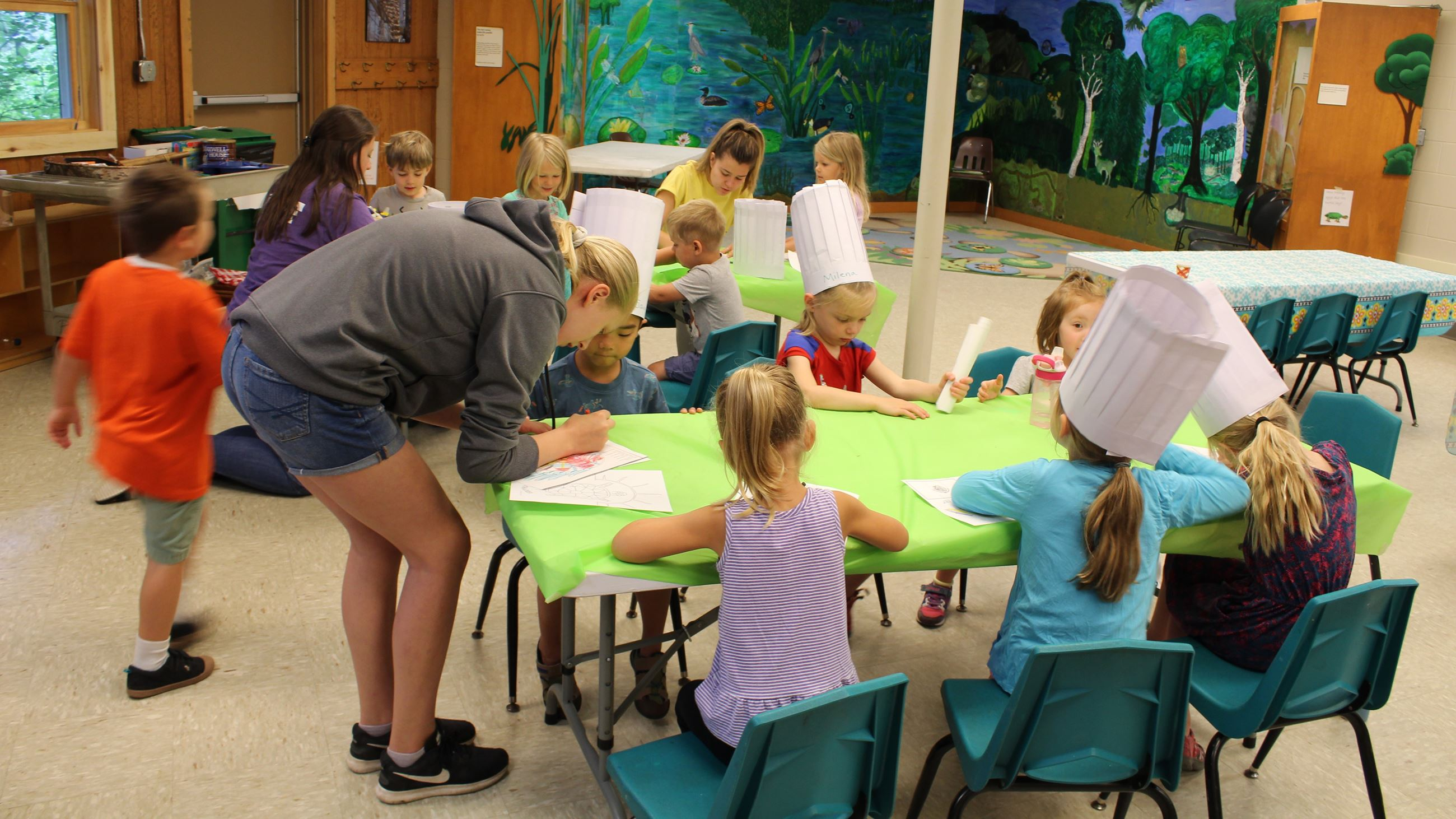 Preschool Chefs Group