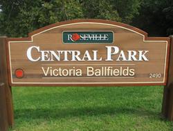 Central Park Victoria Ballfields