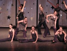 Roseville School of Dance Spring Recital