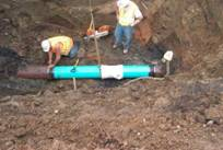 Sanitary Sewer Repair