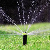 Lawn Sprinkler Head